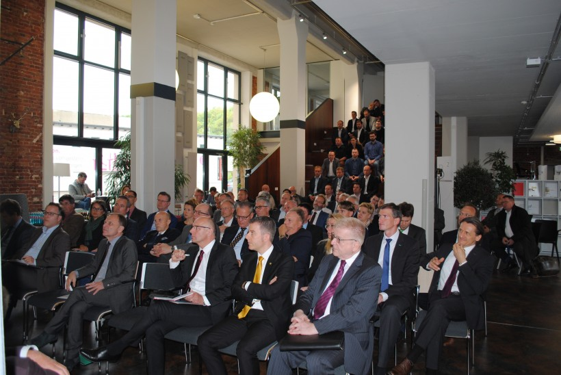 'Branchendialog Automobil' im Business Village Chemnitz